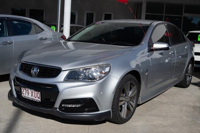 2013 Holden Commodore VF MY14 SV6 Sedan Image 1
