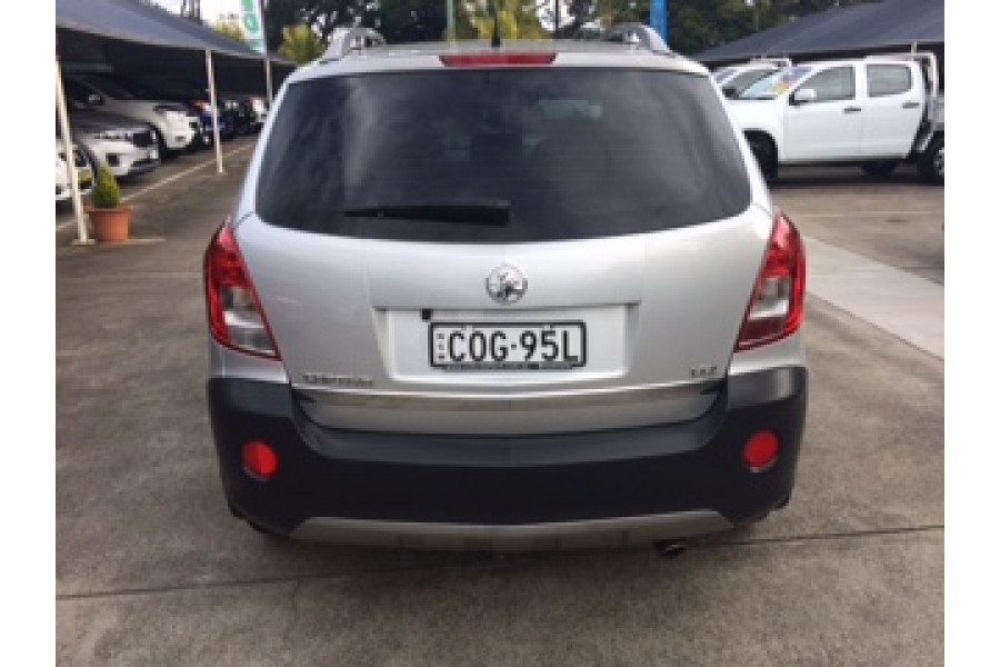 2013 Holden Captiva CG MY13 5 Suv