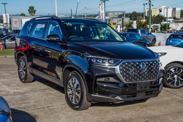 2020 MY21 SsangYong Rexton Y450 ELX Suv Image 4