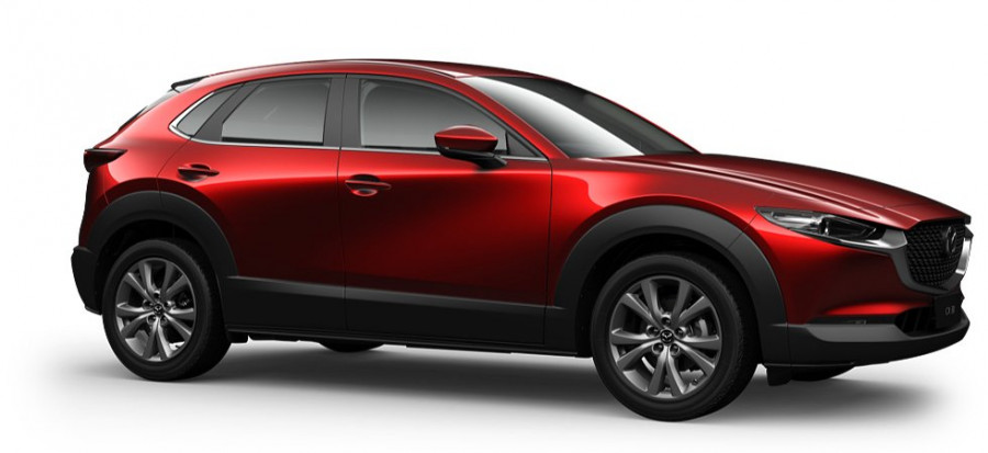 2020 Mazda CX-30 DM Series G20 Evolve Wagon Image 8