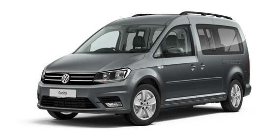 2020 Volkswagen Caddy 2K Maxi Comfortline Mini bus