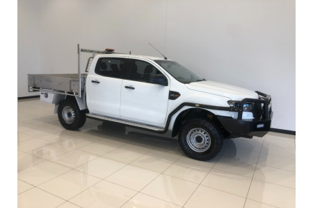 2017 Ford Ranger PX MkII Turbo XL 4x4 Image 2