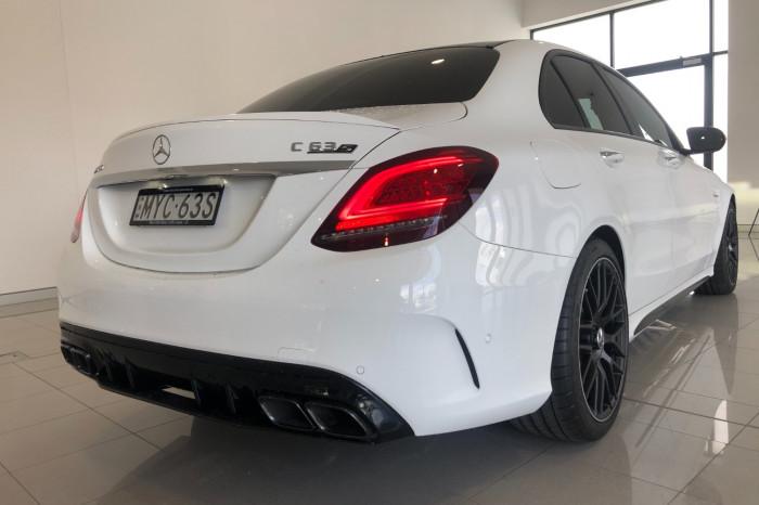 2021 Mercedes-Benz C Class Image 12