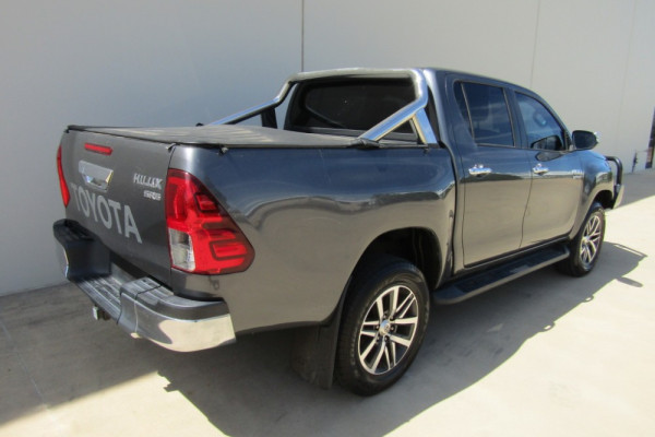 2016 Toyota HiLux GUN126R SR5 Utility Image 3