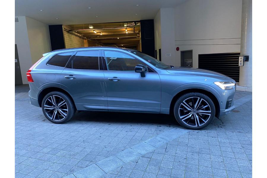 2021 Volvo XC60 T6 R-Design 2.0L S/C T/P 246kW 8AT Suv
