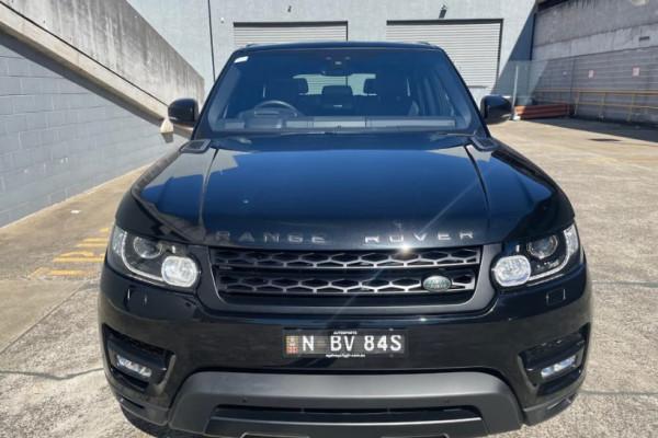 Land Rover Range Rover Spo Dynam. L494  SDV6 HSE