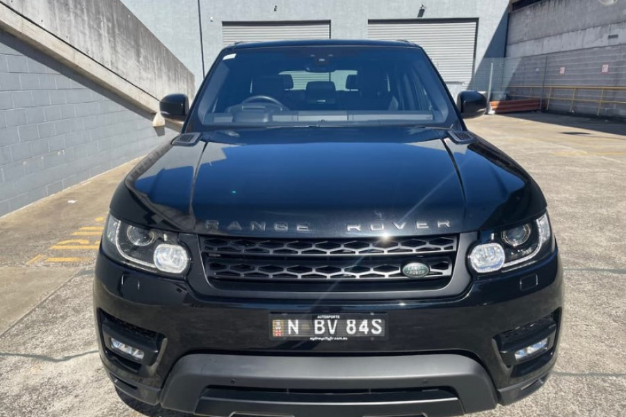 2017 Land Rover Range Rover Spo Dynam.