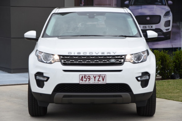 2018 MY19 Land Rover Discovery Sport L550 19MY TD4 110kW Suv Image 2