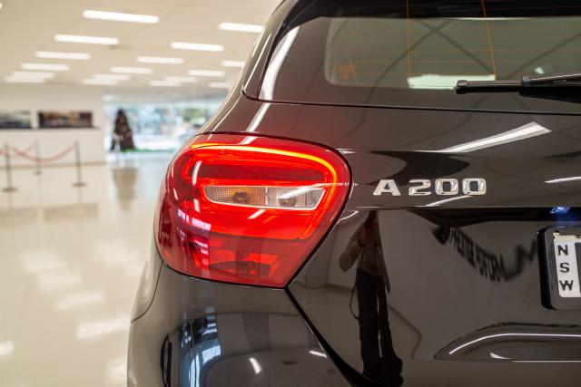 2015 MY06 Mercedes-Benz A-class W176  A200 Hatchback Image 14