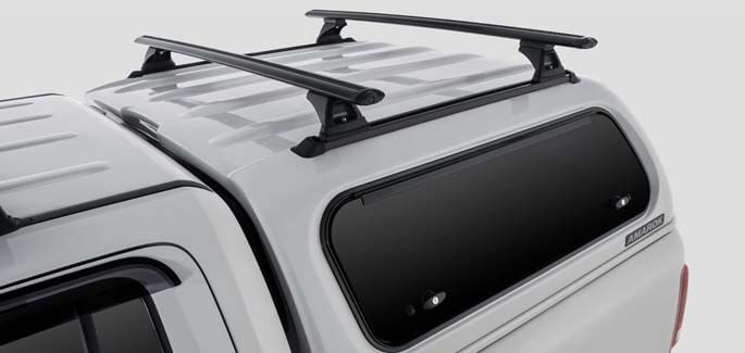 Canopy Roof Bars