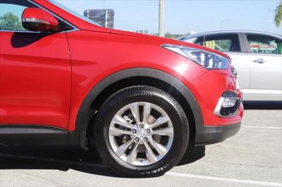 2015 Hyundai Santa Fe DM3 Series II MY16 Elite Suv Image 5