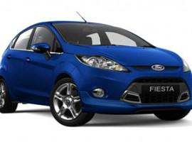 Ford Fiesta Zetec Hatch WT