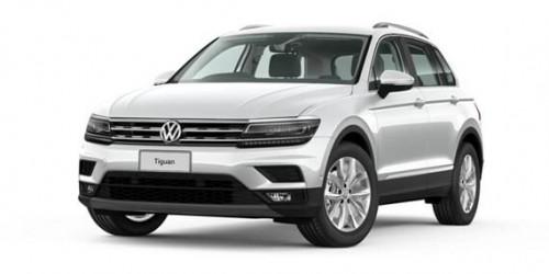 2020 MY19.5 Volkswagen Tiguan 5N Trendline Suv