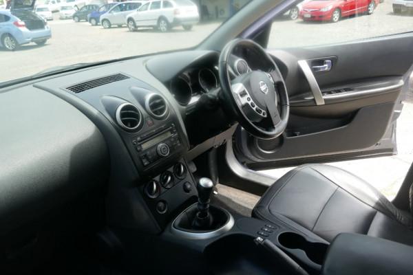 2009 Nissan DUALIS J1 Hatchback Hatchback