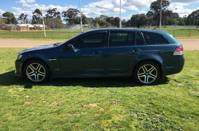 Used 2010 Holden Commodore SV6 #K000671 Kilmore - Kilmore LDV