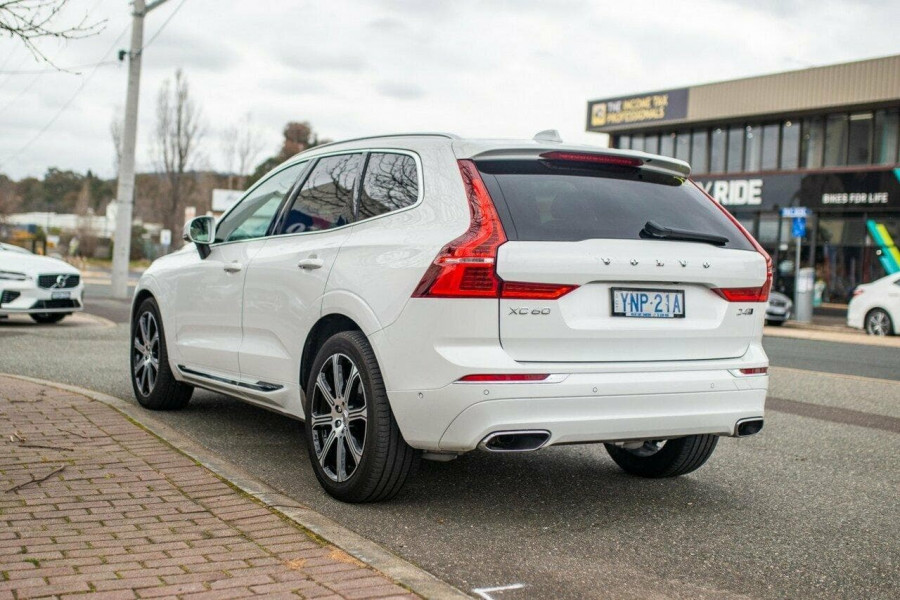 2019 Volvo XC60 UZ  D4 D4 - Inscription Suv