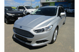 2016 Ford Mondeo MD AMBIENTE Wagon Image 2