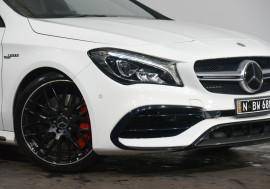 2018 Mercedes-Benz Cla Mercedes-Amg Cla 45 4matic Auto 45 4matic Coupe