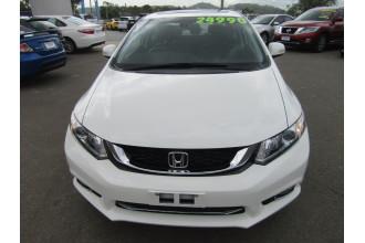 2015 Honda Civic 9TH GEN SER II MY15 SPORT Sedan Image 3