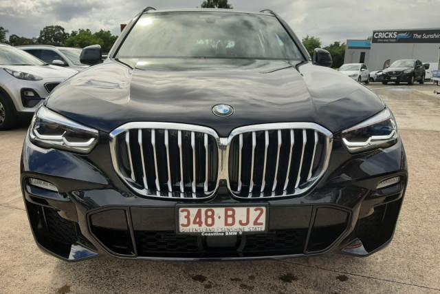 2020 BMW X5 G05 xDrive25d Suv Image 2