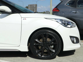 2015 Hyundai Veloster FS4 Series II SR Coupe D-CT Turbo Hatchback