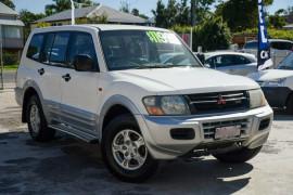 Mitsubishi Pajero GLS NM MY2002