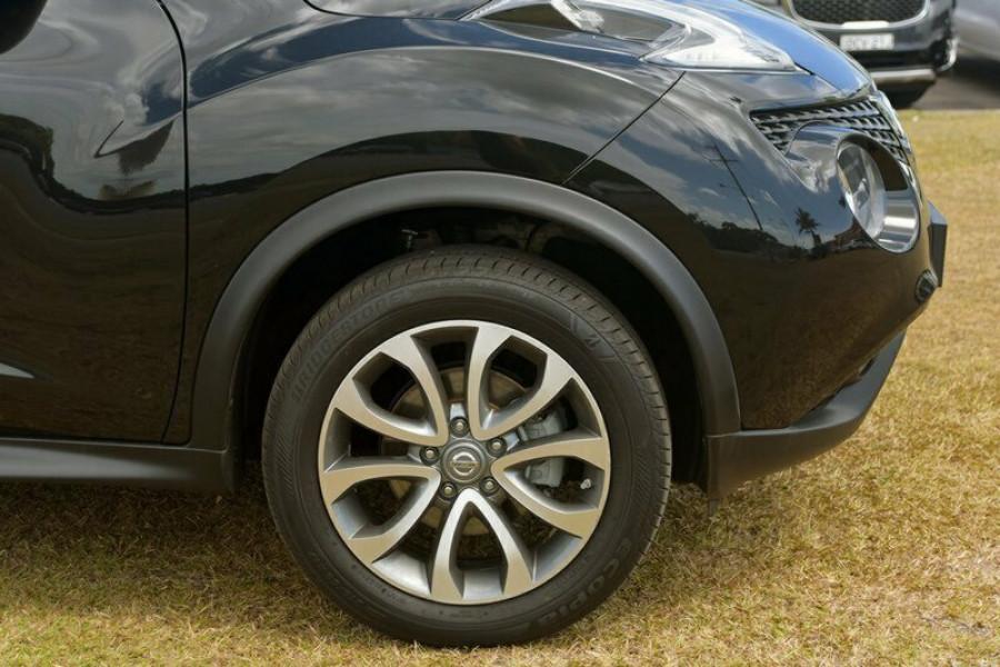 2016 Nissan JUKE F15 Series 2 ST Hatchback