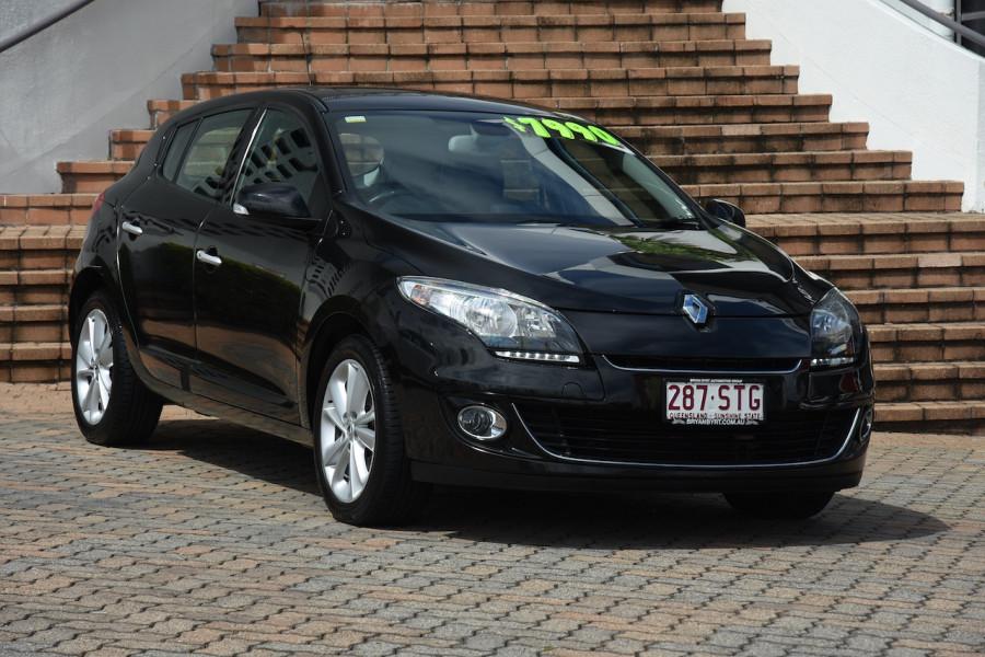 2012 Renault Megane III B32 MY12 Privilege Hatchback