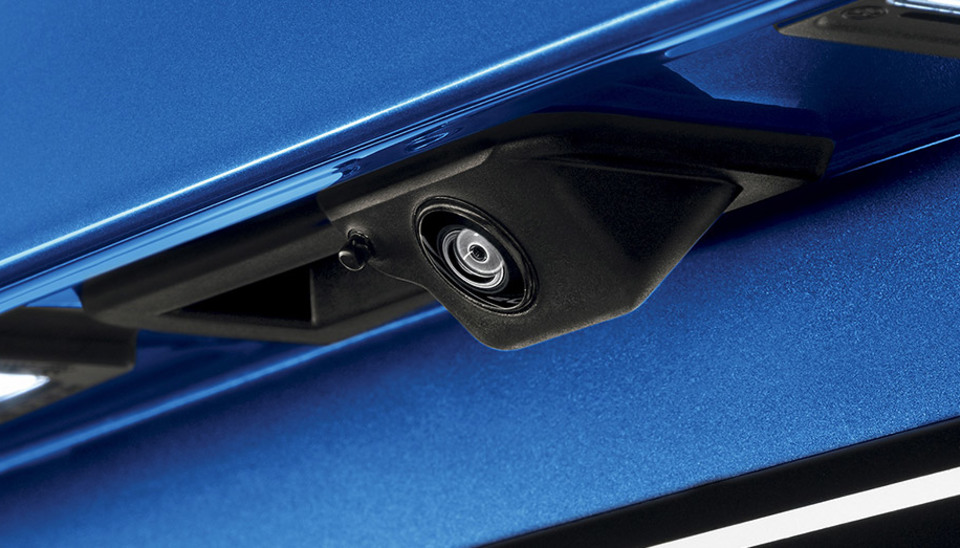 Scala Rear View Camera