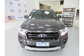 2019 Ford Ranger PX MKIII 2019.00MY WILDTRAK Utility Image 3