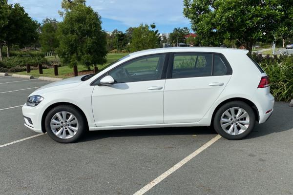 2020 Volkswagen Golf 7.5 110TSI Trendline Hatchback Image 4
