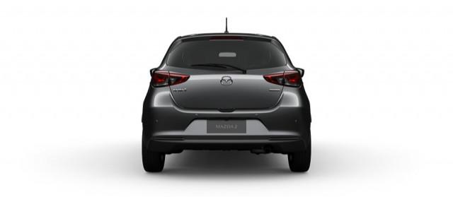 2021 MY20 Mazda 2 DJ Series G15 Pure Hatchback Mobile Image 15
