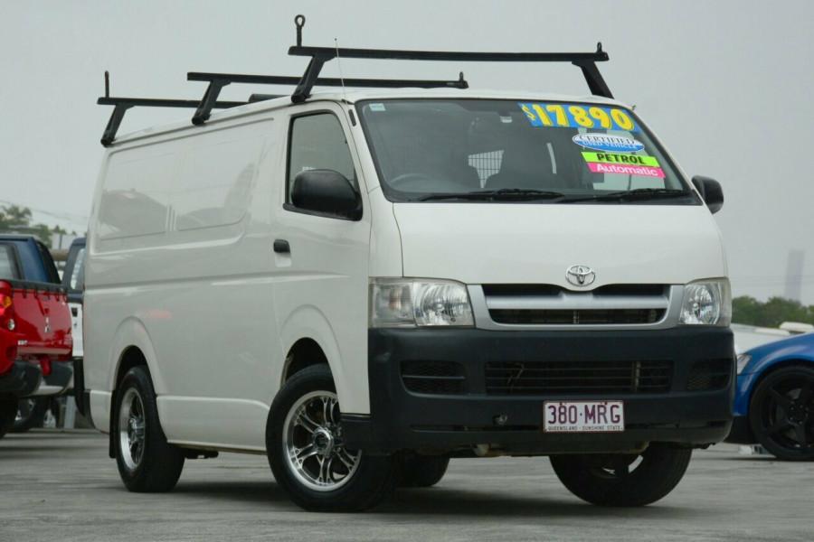c68383e6a060d0 Used 2006 Toyota Hiace  C15325 Brisbane