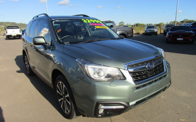 2017 Subaru Forester S4 2.0D-S Suv Image 2