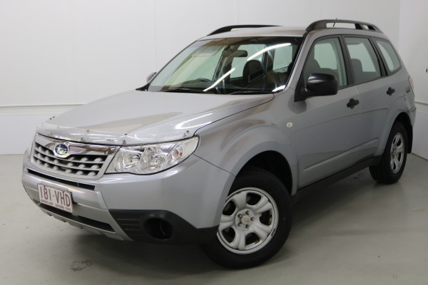 2011 Subaru Forester S3 MY11 X Suv