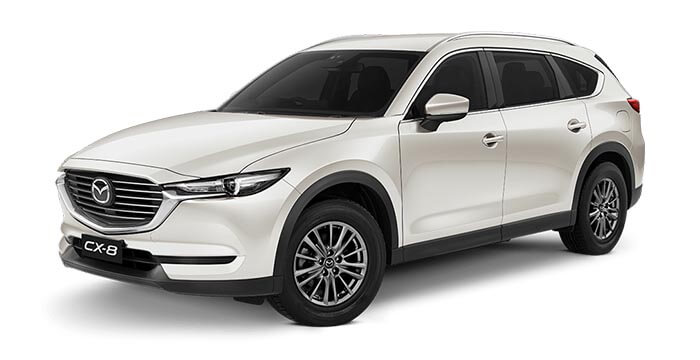 2020 Mazda CX-8 KG Sport Other