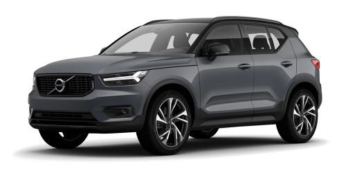 2019 MY20 Volvo Xc40 (No Series) MY20 T5 R-Design Suv
