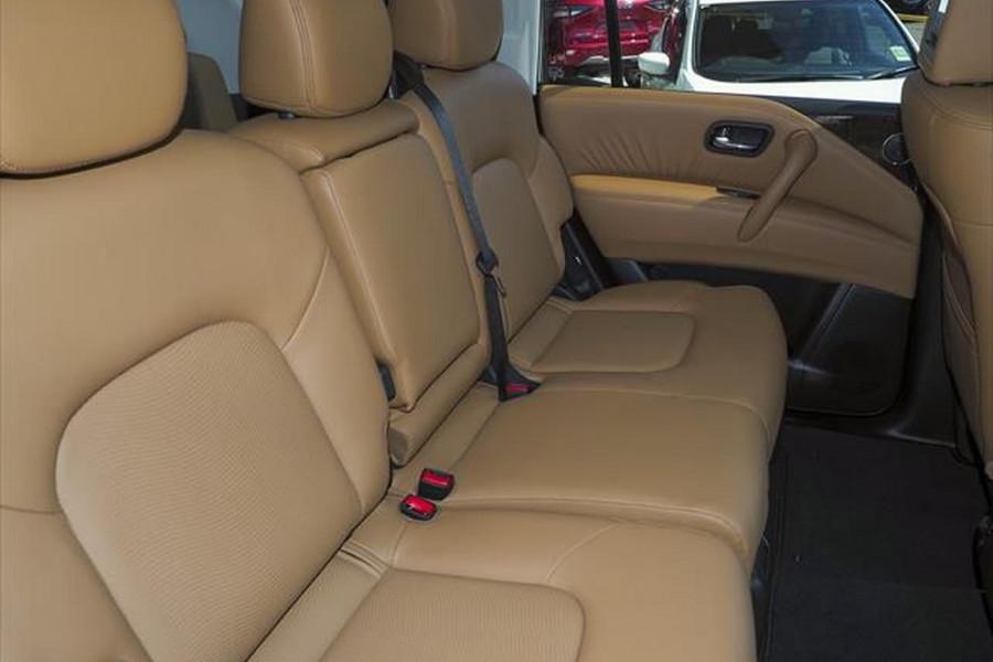 2021 Nissan Patrol Y62 Series 5 Ti-L Suv Image 8