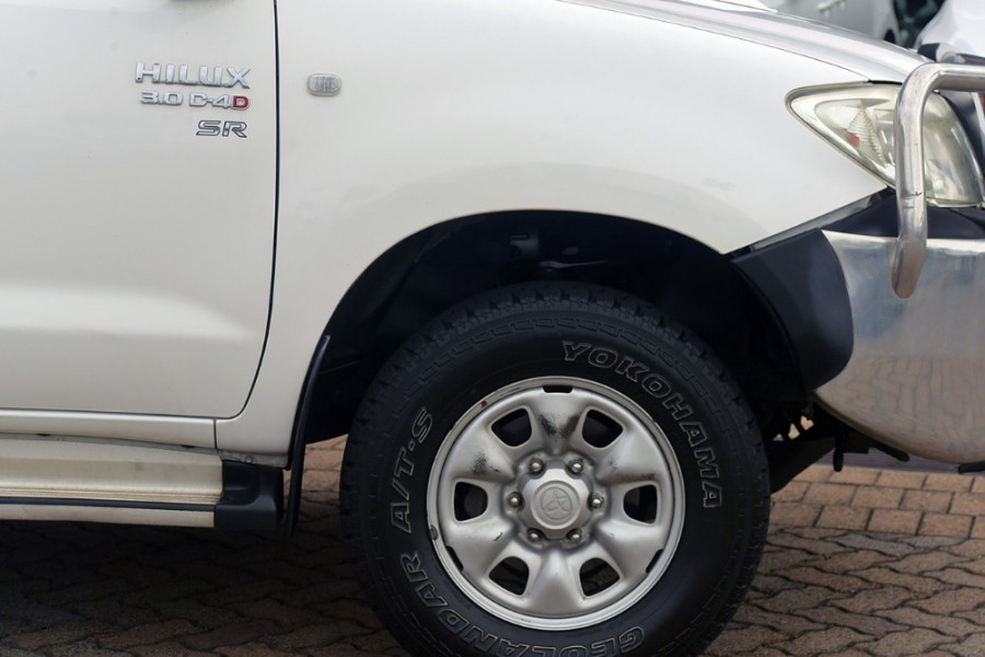 2009 Toyota HiLux KUN26R MY09 SR Cab chassis Mobile Image 5