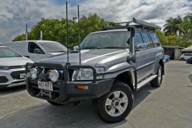 Nissan Patrol ST GU IV MY06