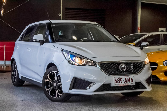 2020 MG MG3 (No Series) Excite Hatchback