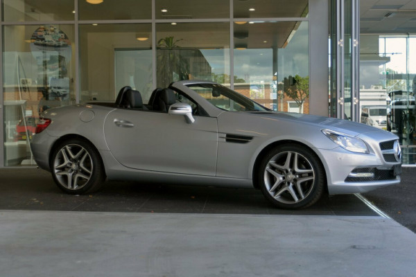 2015 MY06 Mercedes-Benz Slk200 R172 806MY Convertible Image 3