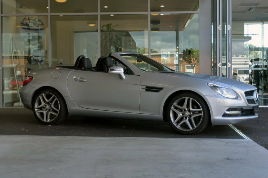 2015 MY06 Mercedes-Benz Slk200 R172 806MY Convertible Mobile Image 3