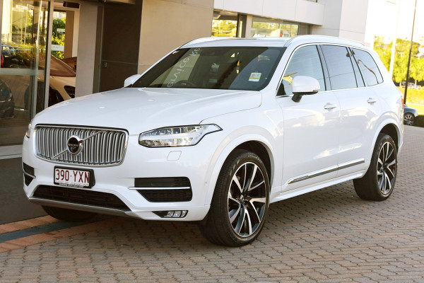 2019 Volvo XC90 L Series T6 Inscription Suv Image 3