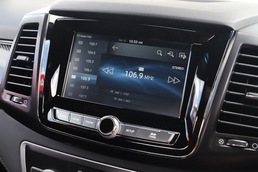 2021 MY20.5 SsangYong Musso Q200 Ultimate Utility Image 13