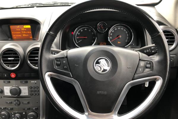 2015 Holden Captiva CG MY15 5 Suv Image 2