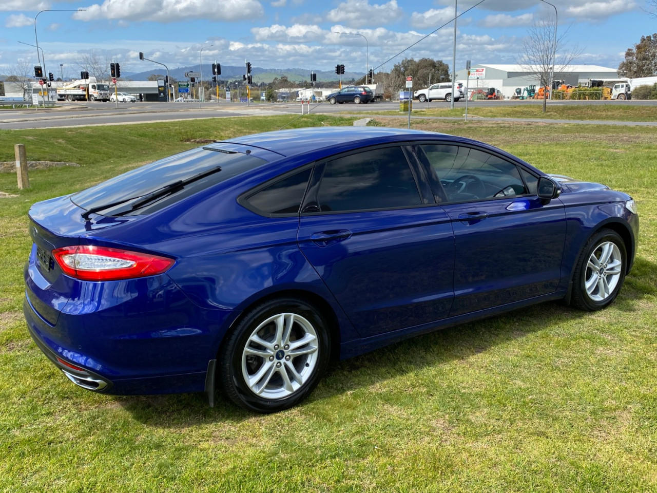 2017 Ford Mondeo MD 2017.00MY AMBIENTE Hatchback Image 13