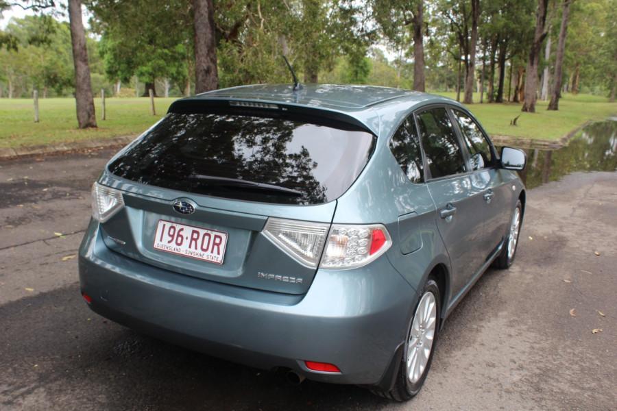 2011 Subaru Impreza G3  R Special Ed Hatchback Image 8