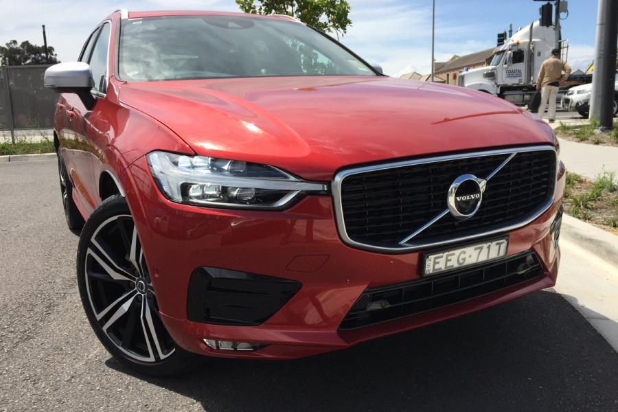 2019 Volvo XC60 UZ D5 R-Design Suv Image 1