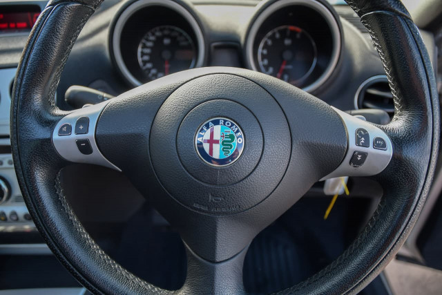 2004 Alfa Romeo 156 (No Series) MY04 JTS Selespeed Sedan Image 11